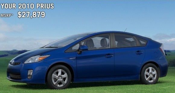 "Toyota launches ""Build Your Prius"" minisite thumbnail"