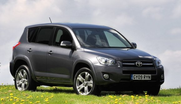 2009 Toyota Rav4 Eu Version. Toyota RAV-4 - Click above for