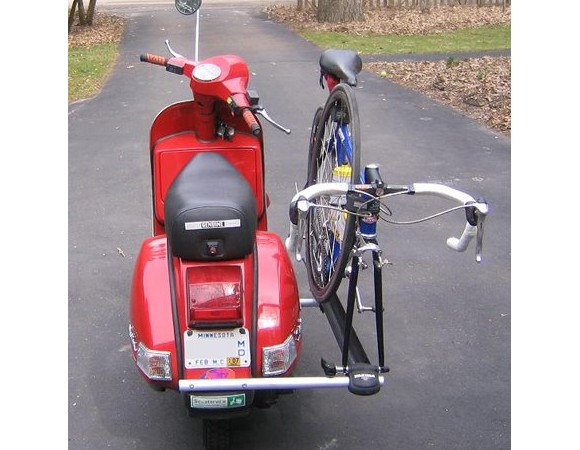 scooter with sidecar for sale