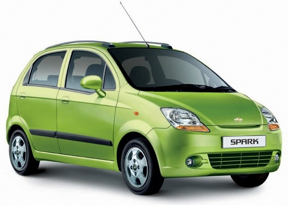 Auto Green Magazine  Tag Archive  chevy spark