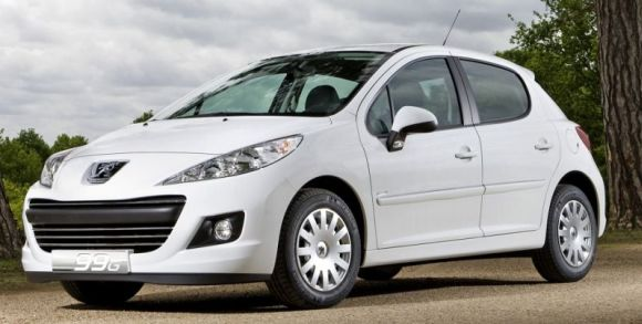 Peugeot launches 207 model with CO2 emissions under 100g/km thumbnail