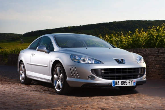 Peugeot adds more power, reduces emission with new diesel engine in 407 Coupe thumbnail