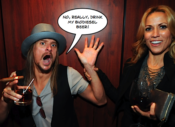 Kid Rock's new beer means biodiesel is bad ass thumbnail