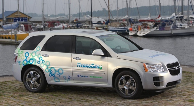 GM not giving up on hydrogen fuel cells yet! Production planned for 2012 thumbnail