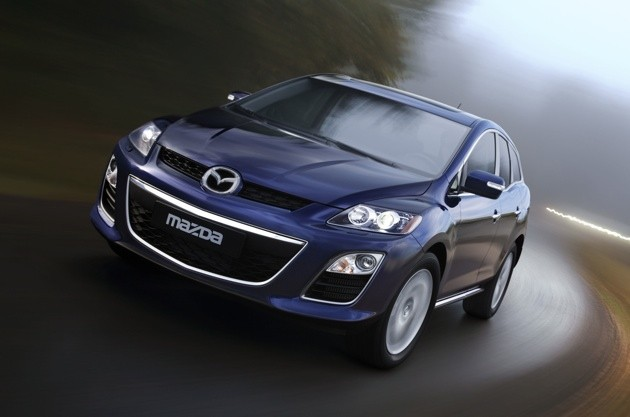 Frankfurt Preview: Mazda CX-7 to debut new diesel SCR system thumbnail