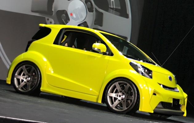 Pulled Ahead? Scion dealers saying iQ headed for U.S. in 2010 thumbnail