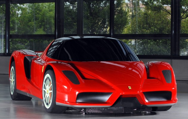 REPORT: Ferrari Hybrid to get V12 powerplant thumbnail