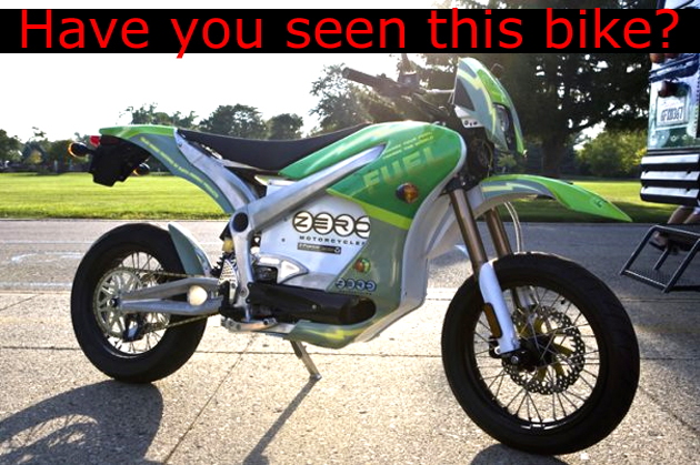 Stolen: Zero S swiped from Fuel promotional tour! thumbnail