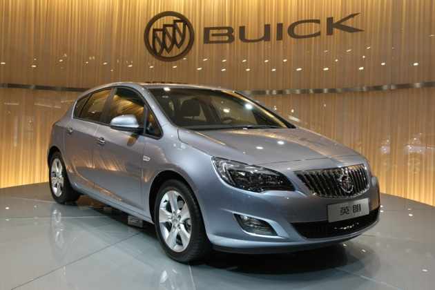 New Buick Excelle debuts in China, sedan coming to America soon thumbnail