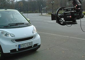 Electric Smart Fortwo gets shot in Berlin thumbnail