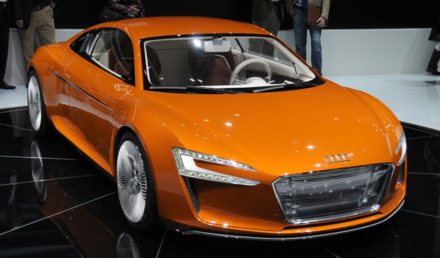 Audi: We're necessarily positioned as a green brand thumbnail