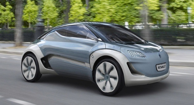 Don't you dare: French parents criticize Renault for naming new electric car Zoé thumbnail