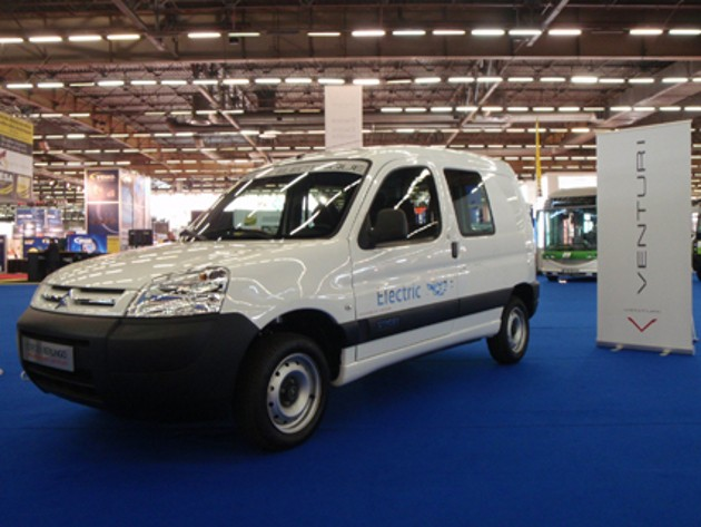 French postal service finally chooses the Venturi-powered Citroën Berlingo thumbnail
