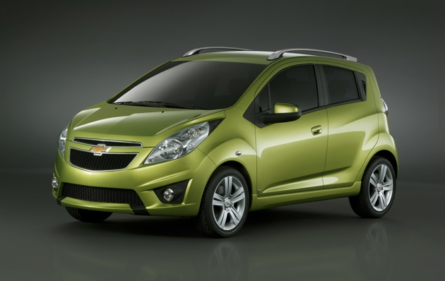 Chevy Spark gets driven in Europe, could use some more spark thumbnail