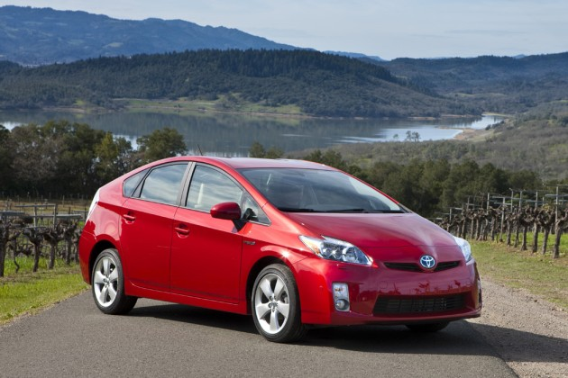 New Toyota Prius 2011. Toyota to raise Prius MSRP by
