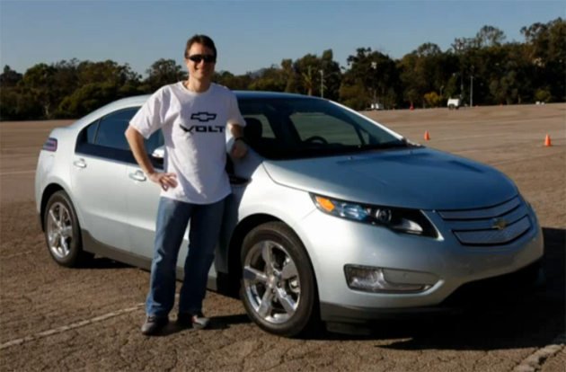 Chevy Volt: The Song thumbnail