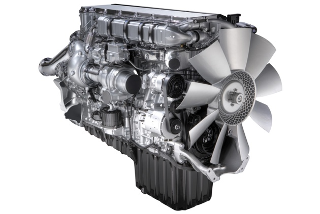 Detroit Diesel engines certified to meet 2010 emissions standards thumbnail