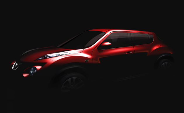 Officially Official: Nissan Juke coming to America thumbnail