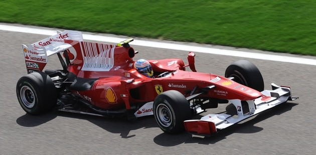 Ferrari wins first Formula one race with cellulosic ethanol blend thumbnail