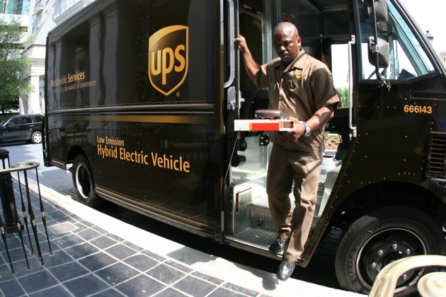 UPS to save 800,000 gallons of fuel through Smart Pickup program thumbnail