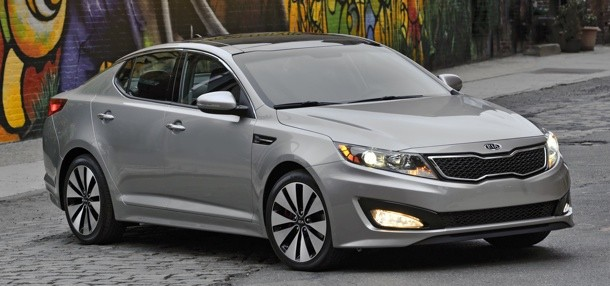 New York 2010: Kia introduces all-new Optima with DI, turbo and hybrid thumbnail