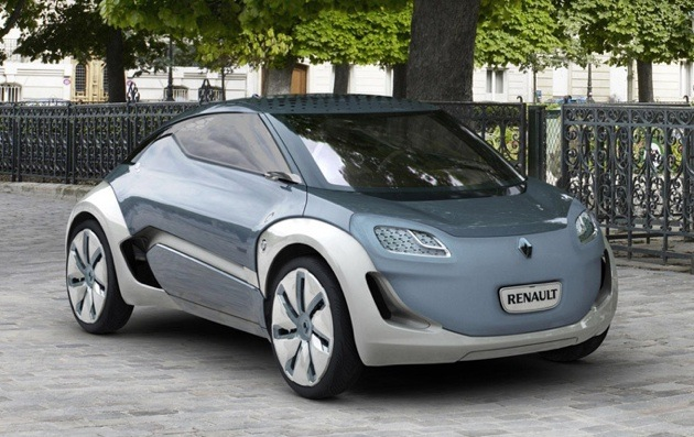 Filed under: EV/Plug-in , Renault , UK Renault Zoë ZE - Click above for