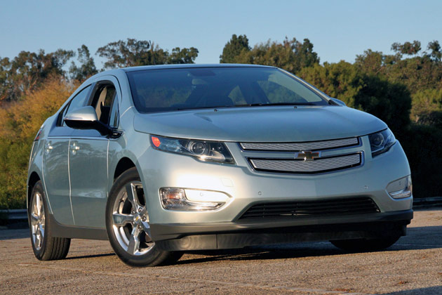 Repeat after us: The Chevrolet Volt's gas engine does not drive the wheels! thumbnail