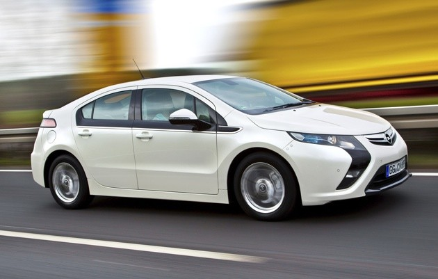 Chevrolet Volt will not have direct engine drive, electric only thumbnail
