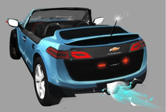 Soon, you can drive a Chevy Volt without using your hands on the Xbox Kinect thumbnail