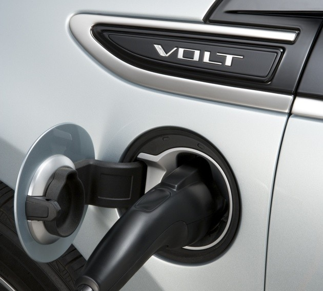 Webchat: Discuss the free Chevrolet Volt home charging stations thumbnail