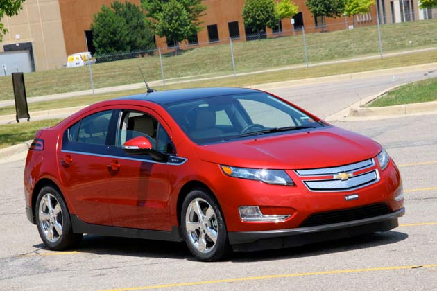 2011 Chevrolet Volt to be priced at $41,000, $350/month lease for 36 months thumbnail
