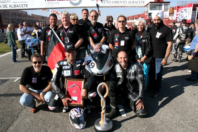 Münch Racing wins TTXGP World Championship in hollow victory thumbnail
