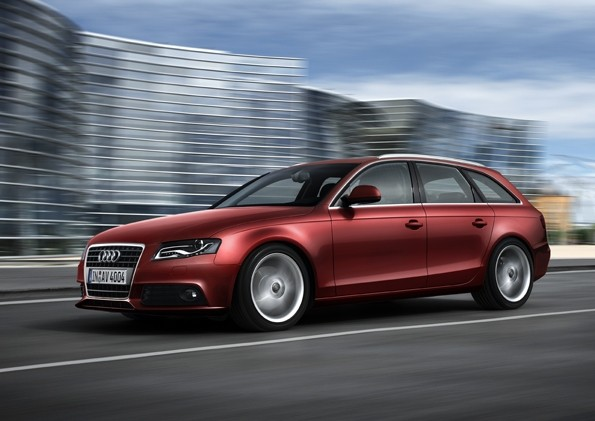 Audi launches pair of new TDI-powered A4 models; sedan to get 53.5 mpg thumbnail