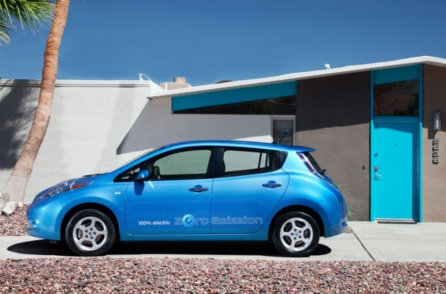 First Nissan Leaf delivered in San Francisco; what's up the next batches? thumbnail