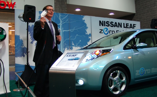 2011 Green Car Vision Award finalists include five pure electric cars thumbnail