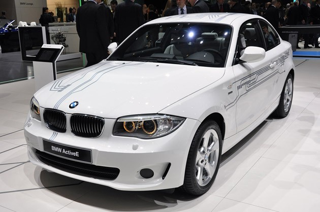 Geneva 2011: BMW ActiveE looking to become the Ultimate Electric Driving Machine thumbnail