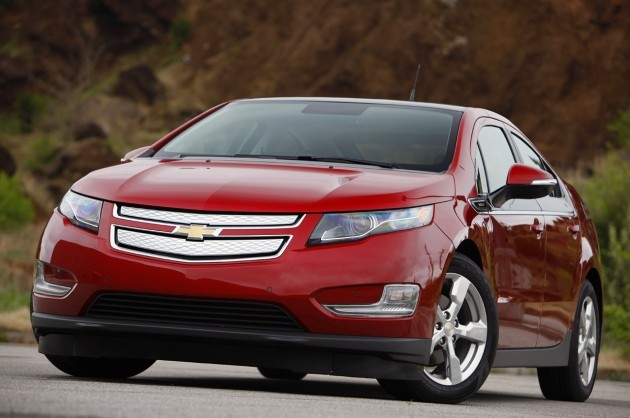 "Chevy Volt grabs AEI's ""Best Engineered Vehicle"" of 2011 award thumbnail"