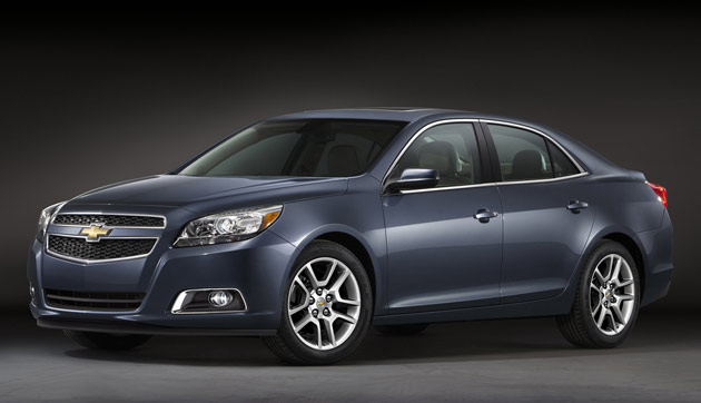New York 2011: Chevrolet debuts 2013 Malibu, surprises with 38-mpg ECO model thumbnail