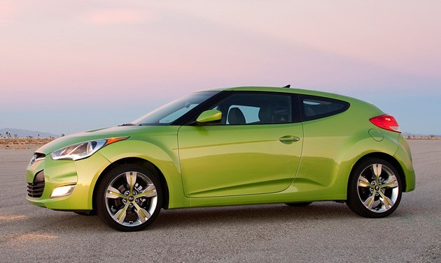 Hyundai Veloster priced from $17,300 thumbnail