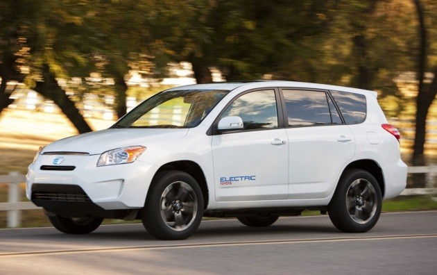 ZEV credit shuffle: Is the Toyota RAV4 EV just here to please CARB? thumbnail