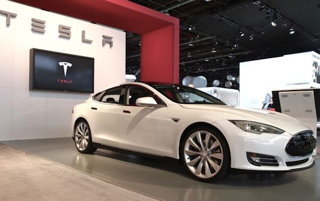 Tesla's 'almost ready' with the Model S thumbnail