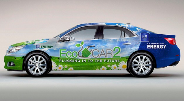 Mississippi State University wins Year 1 of EcoCar 2 with plug-in hybrid Chevy Malibu thumbnail