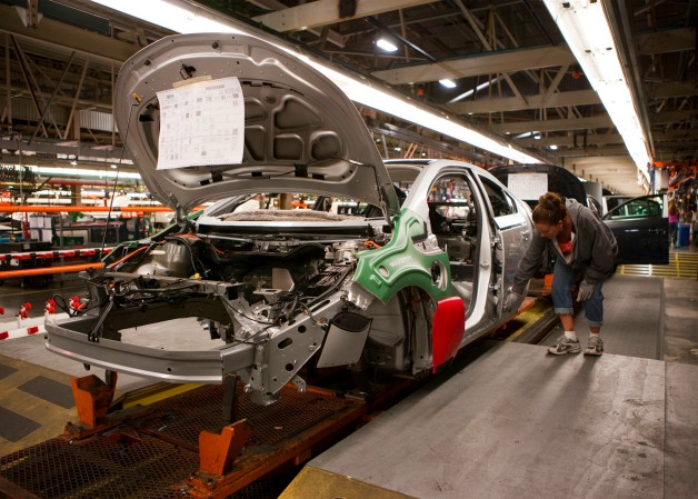 Hamtramck Chevy Volt plant getting 200 new workers to make 2013 Malibu thumbnail