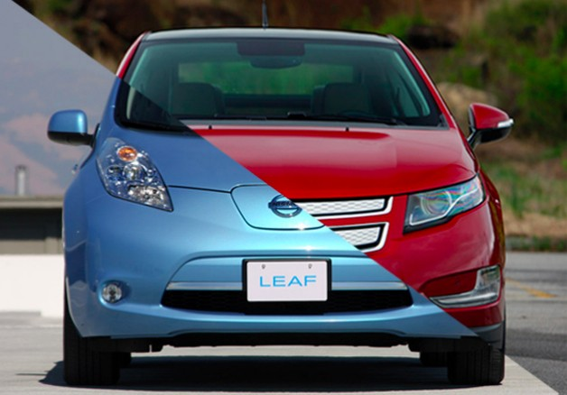 Chevy Volt sales drop to 1,462 in April, Nissan Leaf sales fall to 370 thumbnail