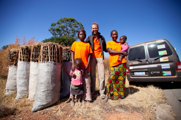Mission Africa sends electric Citroen Berlingo from Kenya to South Africa thumbnail