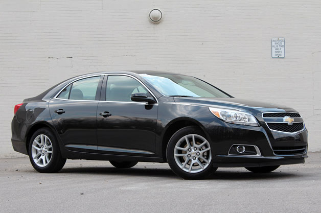Big Chevy closeout deals have 2013 Malibu Eco sitting on lots in favor of 2012 models thumbnail
