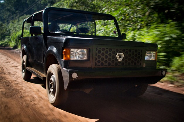 Mobius Motors plans $6,000 SUV for Africa thumbnail
