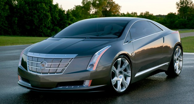 Cadillac will debut production ELR at next year's Pebble Beach Concours thumbnail