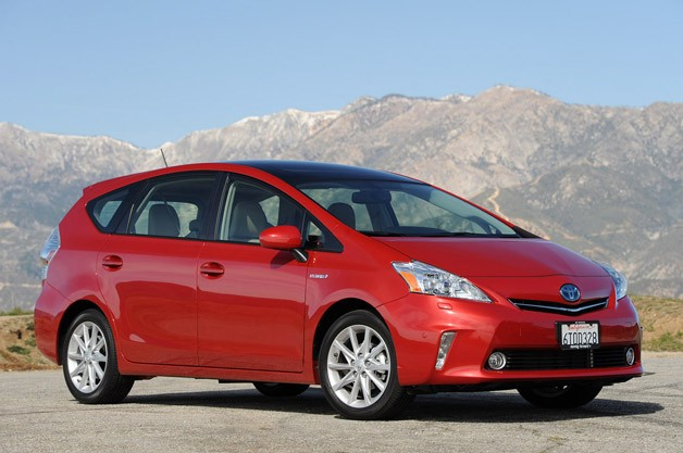 Most of 2013 Prius family gets modest price increases thumbnail