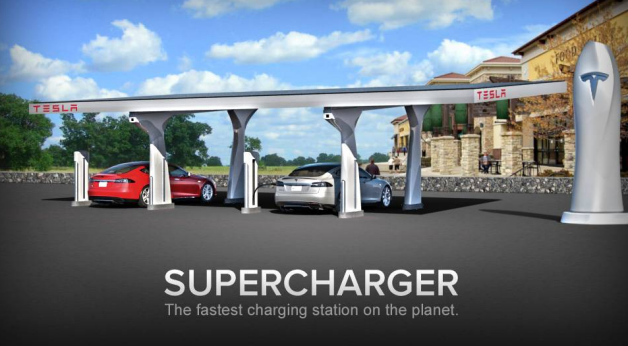 Report: Tesla powers up East Coast with first stops in new Supercharger network thumbnail